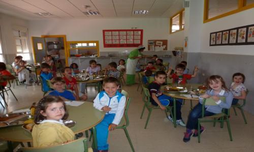 Comedor Escolar Cra Elena Fort N Villar De Olalla Cuenca
